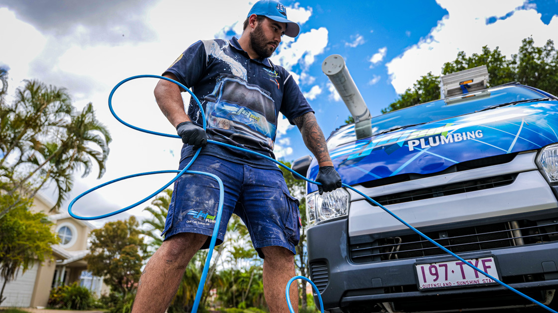 Plumber Wavell Heights