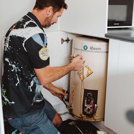 Hot Water System Wavell Heights