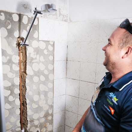 Leaking Shower Wavell Heights